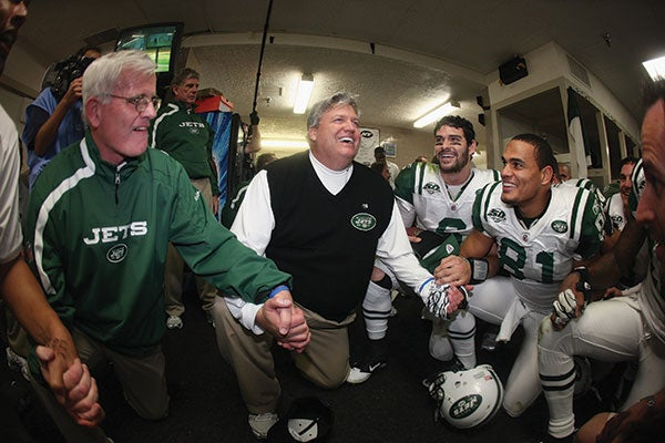 Rex Ryan Is The Only Person In The World Who Doesn't Want The Jets To Do Hard Knocks Again