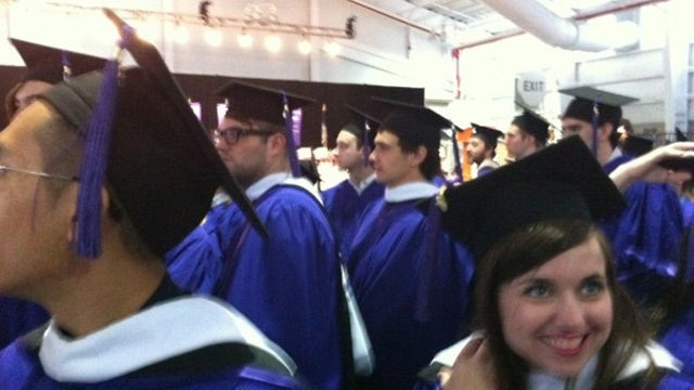 Here's James Franco Graduating From One of His Many Colleges