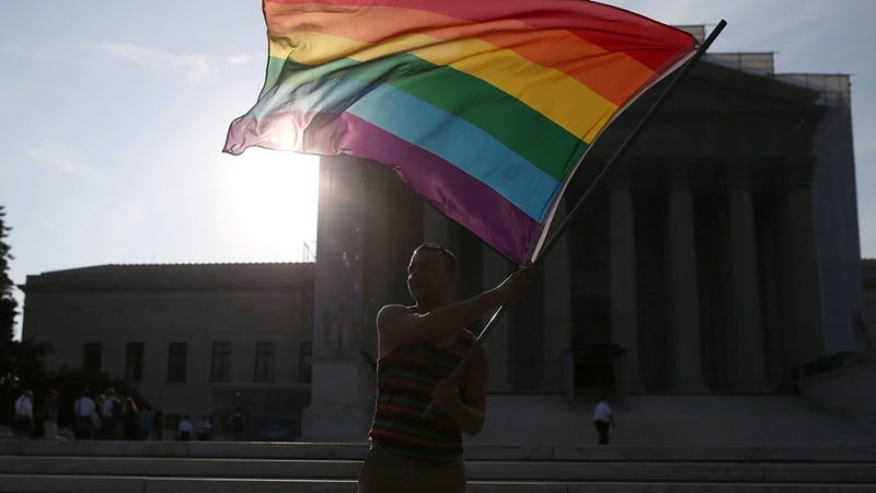 Louisiana Republican Would Ban Pride Flag from Government Buildings