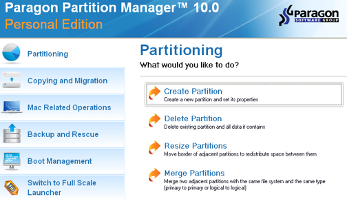 Paragon Partition Manager Free Today, Normally $40