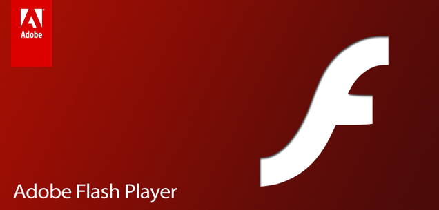 bloquear flash player