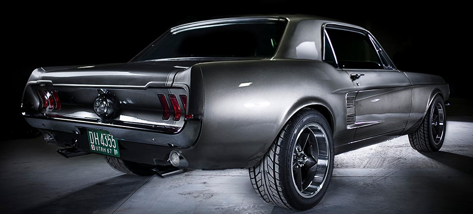 your ridiculously awesome 1967 ford mustang wallpaper is here mustangforumscom