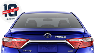 Get Free Personalized Toyota Badges.....Again.