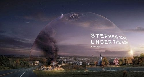 Steven Spielberg To Bring Stephen King's Dome Horror To Life