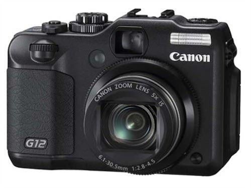 Unannounced Canon G12 Leaked