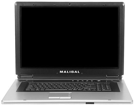 "Malibal Veda Notebook Has Huge 20.1"" Screen, SLI Graphics"