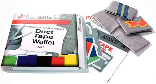 Duct Tape Wallet Kit