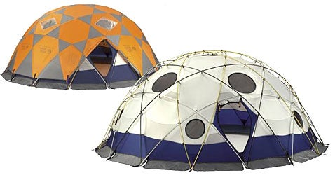 Mountain Hardware Stronghold Camping Tent, Next Best Thing to Home