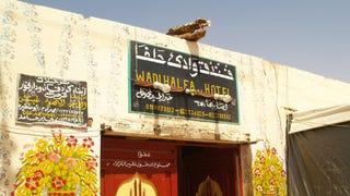Szudánban turistáskodni