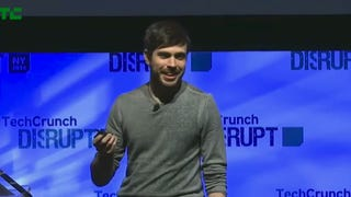 TechCrunch Speaker Combines Every Possible Startup Cliche