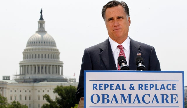 Mitt Romney Claims No American Dies Because They Don't Have Health Insurance, Is Dead Wrong