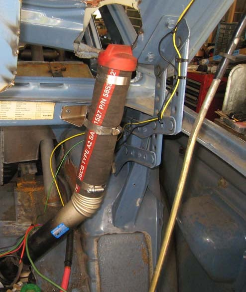 Fixing A Volvo Weakness: Fuel Filler Relocation