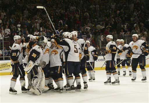 NHL Stanley Cup Pants Party: Sabres Vs. Senators