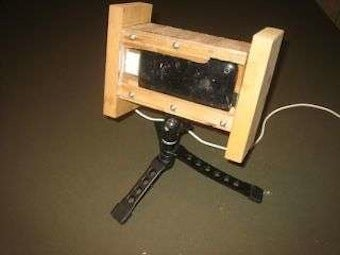 DIY Time Lapse Camera Enclosure