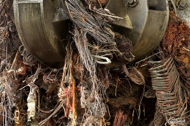 The Incredible, Fiery Process of Making Copper Wire
