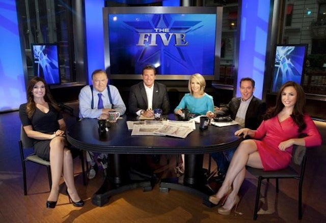 The Daily Show Reveals the Sexual Dynamics of Fox News' The Five