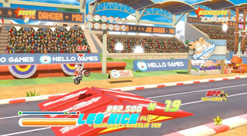 The Dumb Reasons Publishers Passed On PS3 Hit Joe Danger