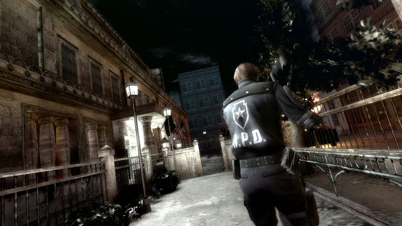 Capcom Brings The Darkside Chronicles, Resident Evil Classics To The Wii