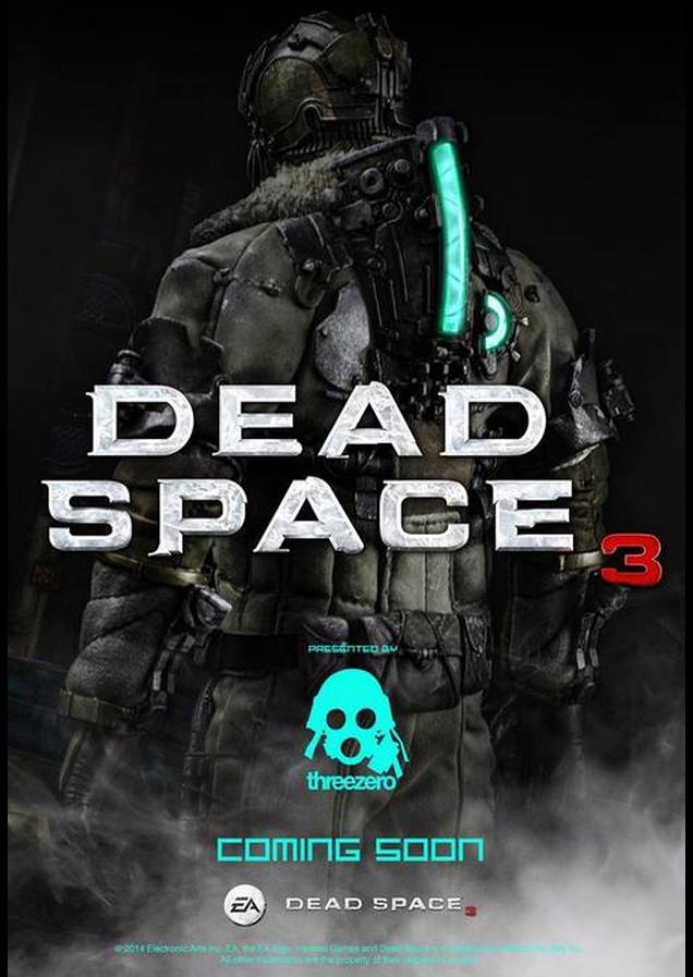 Here Is Threezero's New Dead Space 3 Figure