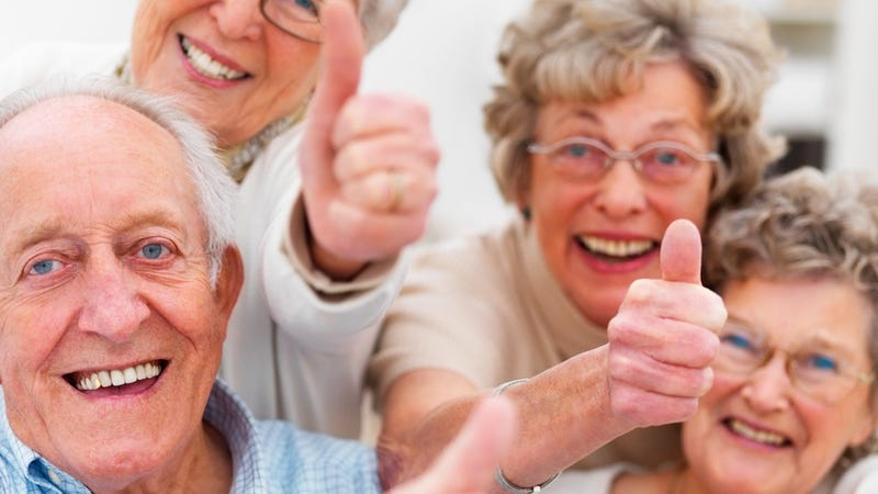 Playing Video Games Makes Old People Happier, New Study Says
