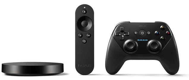 This Nexus Player Is The First Official Android TV