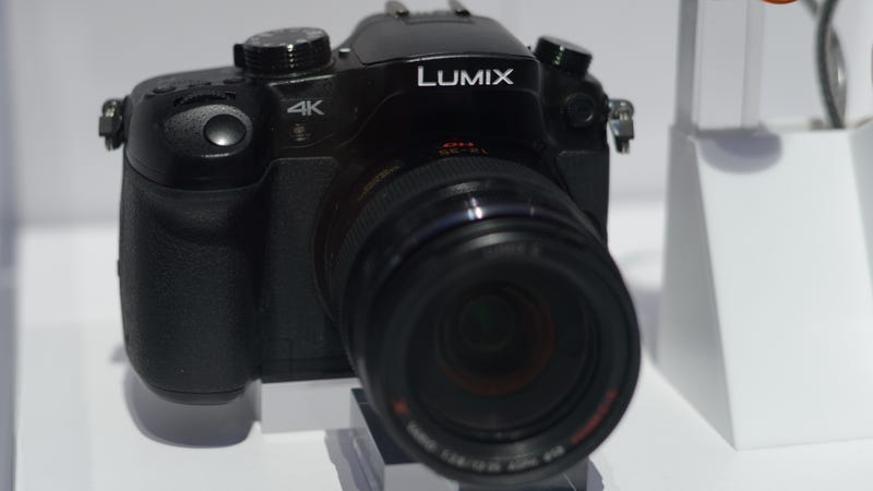 This Is Panasonic's Future 4K Video Micro Four Thirds Camera