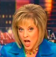 This New Nancy Grace Daytime Judge TeeVee Show Will Be a Great Thing For Sure