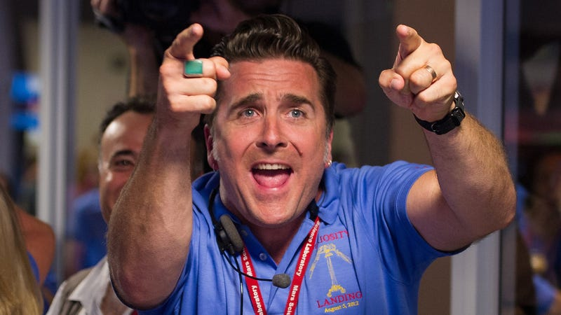 Ask Questions to Adam Steltzner, the Man Who Led Mars Curiosity's Landing