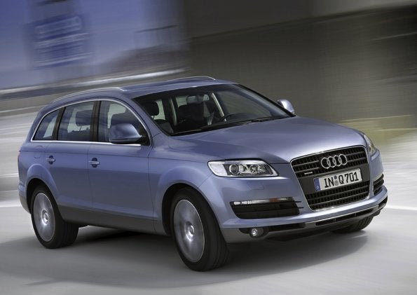 The Other Sporting Diesel SUV: Audi Q7 4.2 TDI Revealed