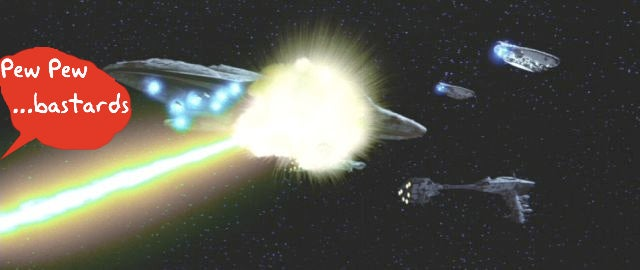 Northrop Grumman Death Star Lasers Are Weapons-Grade, Could Be Out in 2008