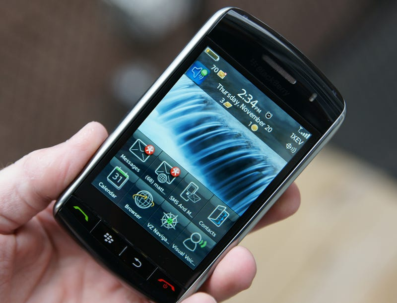 """BlackBerry Maker CEO: Buggy, Busted Ass Smartphones Are the """"New Reality"""""""