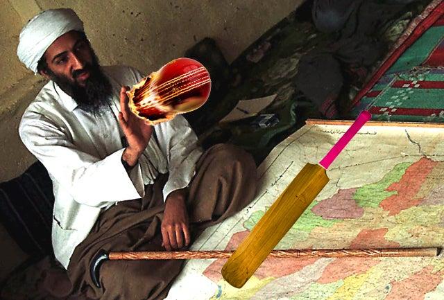 CNN: Osama Bin Laden Took Little Kids' Cricket Balls, Too