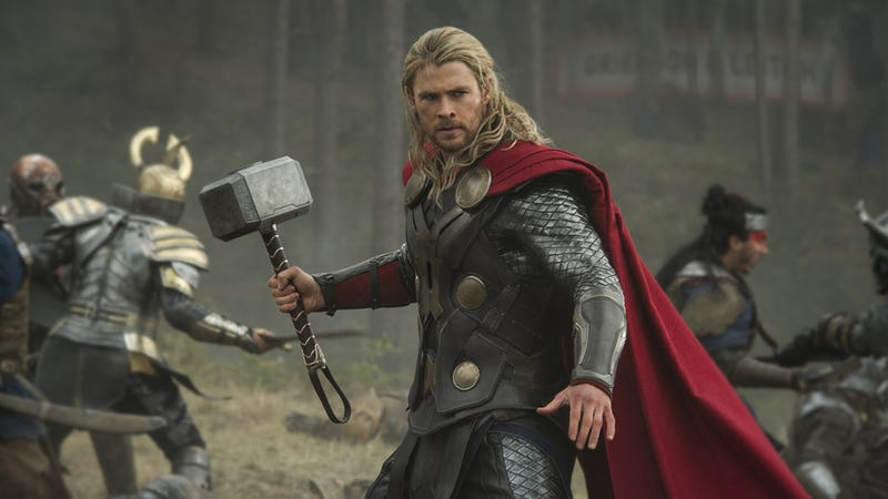 Hammer Of The Gods: Thor: The Dark World, Reviewed.