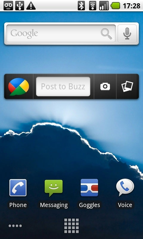 I Might Actually Use Google Buzz With This Android Widget