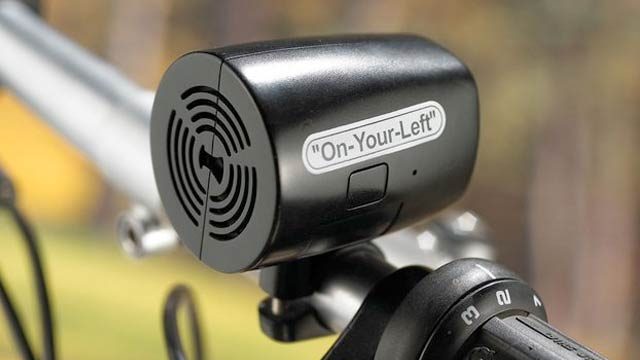I Hope the Verbal Bicycle Bell Has a Curse Button