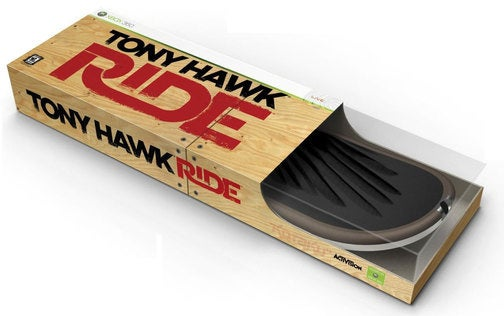 Tony Hawk: Ride Only Launching In Three Territories (In 2009)
