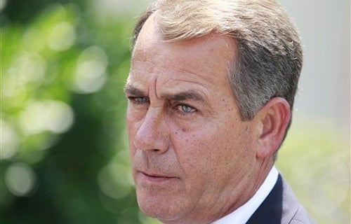 John Boehner's Had It With These 'Chickencrap' Democrats