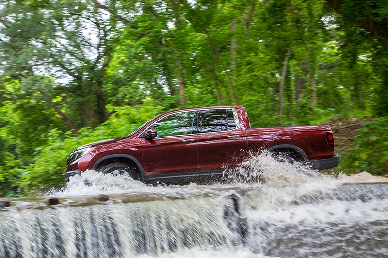 The 2017 Honda Ridgeline Is Solid, But A Little Too Much Accord For Its Own Good