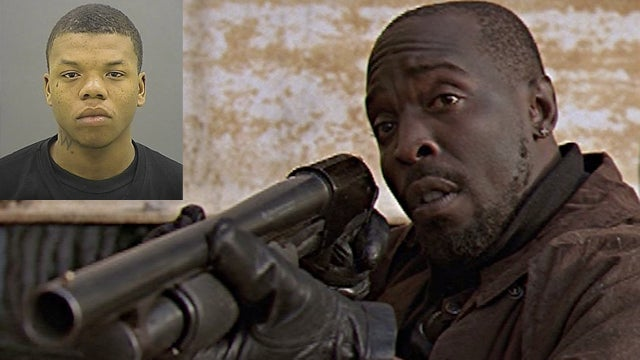 Omar Little Was Arrested in Baltimore This Weekend