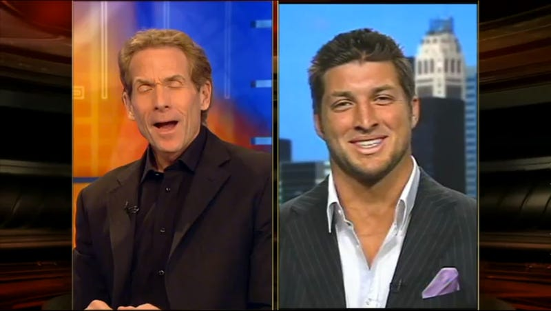 Soon, ESPN Will Be Nothing But 24 Hours Of People Disagreeing With Skip Bayless