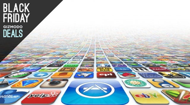 The Best Black Friday App Deals of 2013