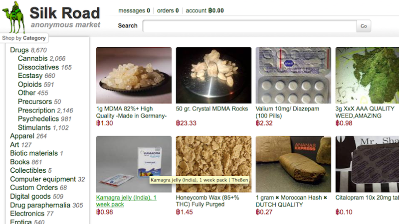Uh Oh, Silk Road Users Are Starting to Get Arrested