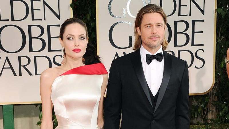 Brad and Angelina Might Rent an Entire Cruise Ship for Their Wedding