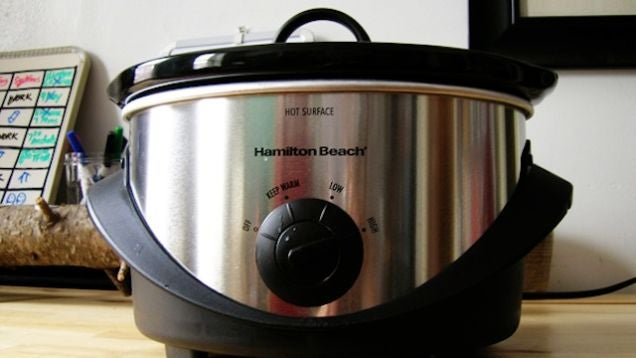 Top 10 Things You Can Do with a Slow Cooker That Don't Involve Food
