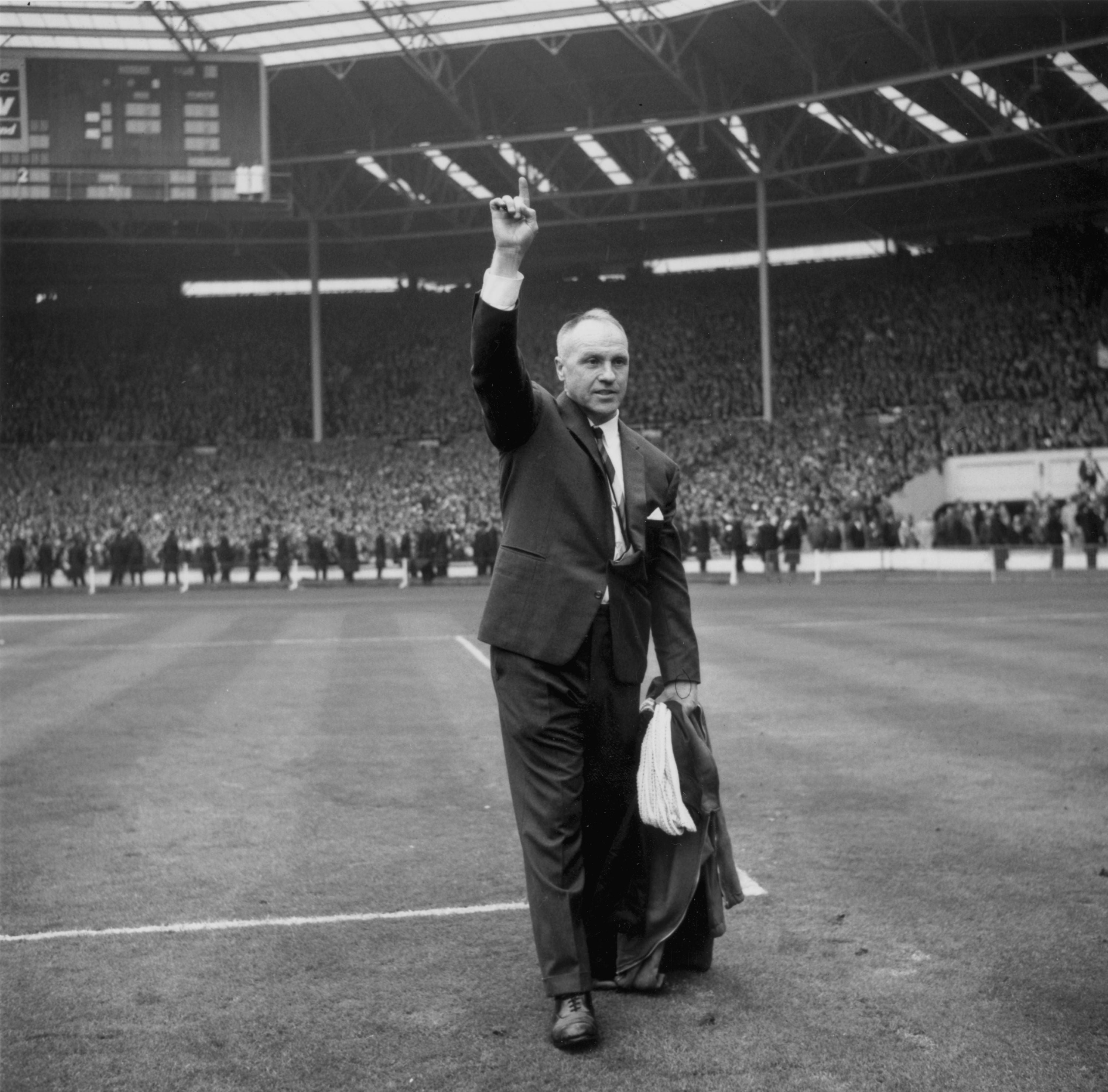 When Bill Shankly Ruled Liverpool