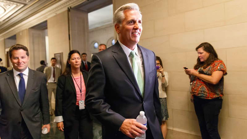 California's Kevin McCarthy Is the New House Majority Leader
