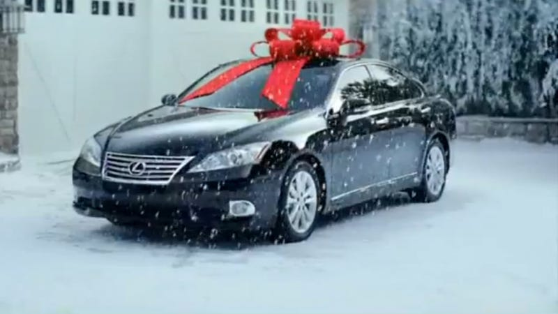 What Car Do You Want As A Gift For The Holidays?