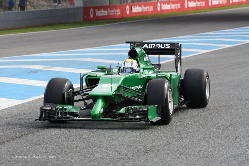 The New Caterham is Angry, and so Is Team Owner Tony Fernandes
