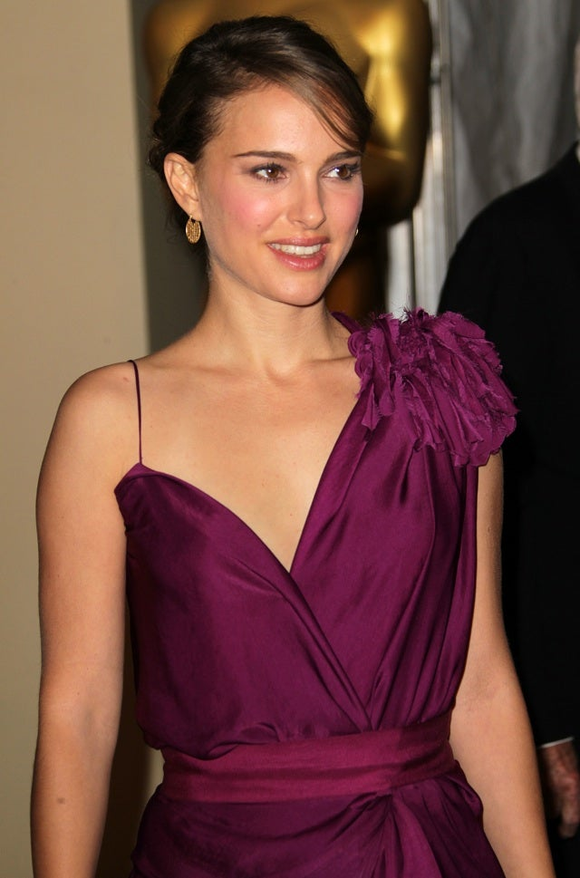 Natalie Portman Got Pregnant and Engaged to Crush Your Dreams