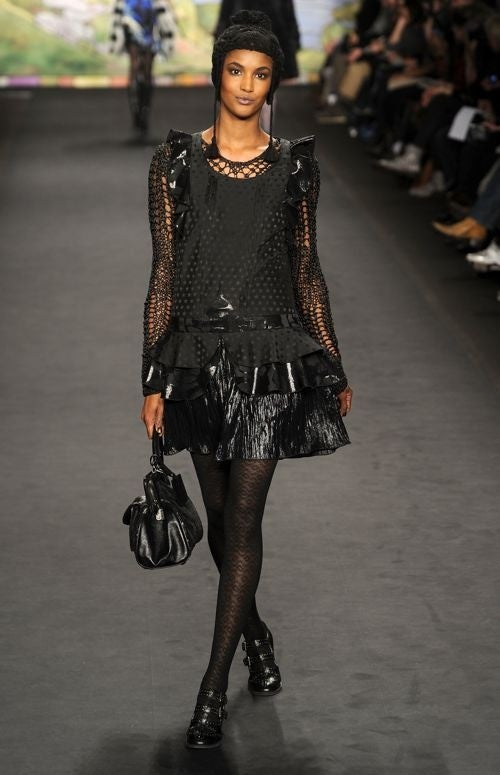 Anna Sui: For The '90s Folkloric Flapper Girly-Girl In You
